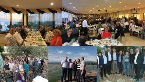 Arifiye Mezunlarının Özlemle beklenen iftarı İznik'te gerçekleşti