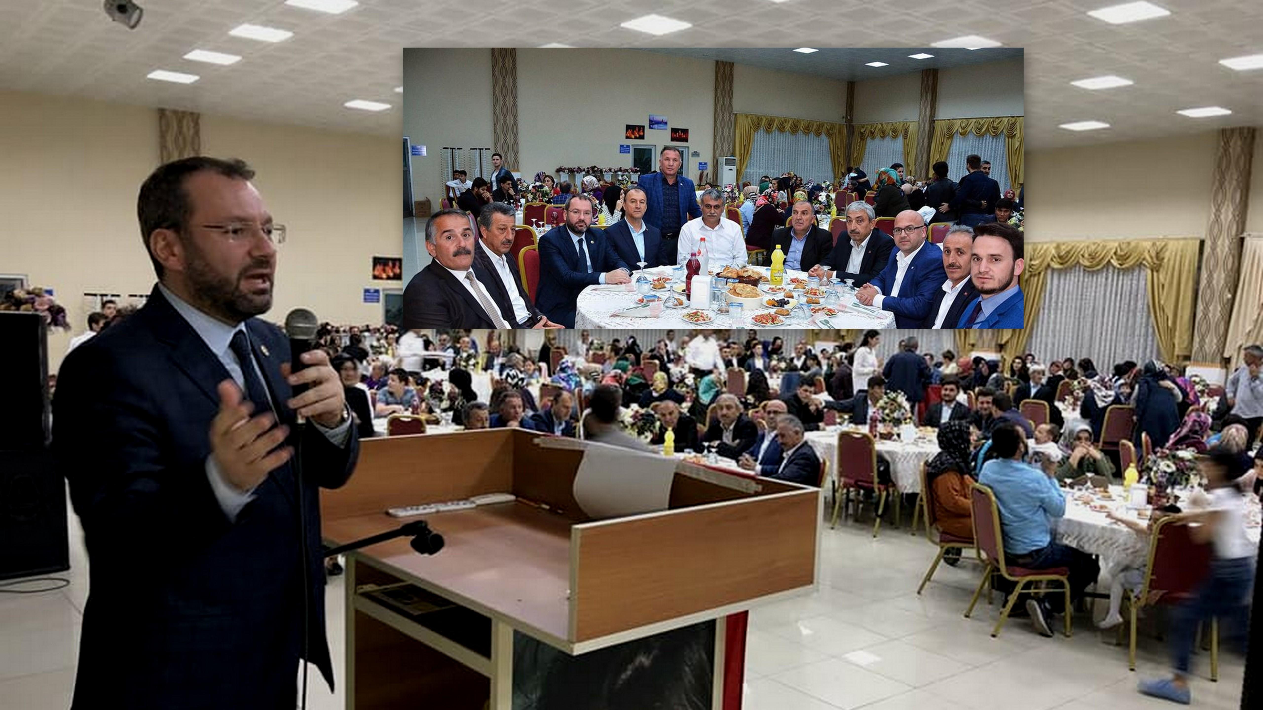 Beyler Köylülerinin Arifiye'de Geleneksel iftarı