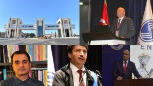 SAÜ Rektör adayları mülakata alınmaya başlandı