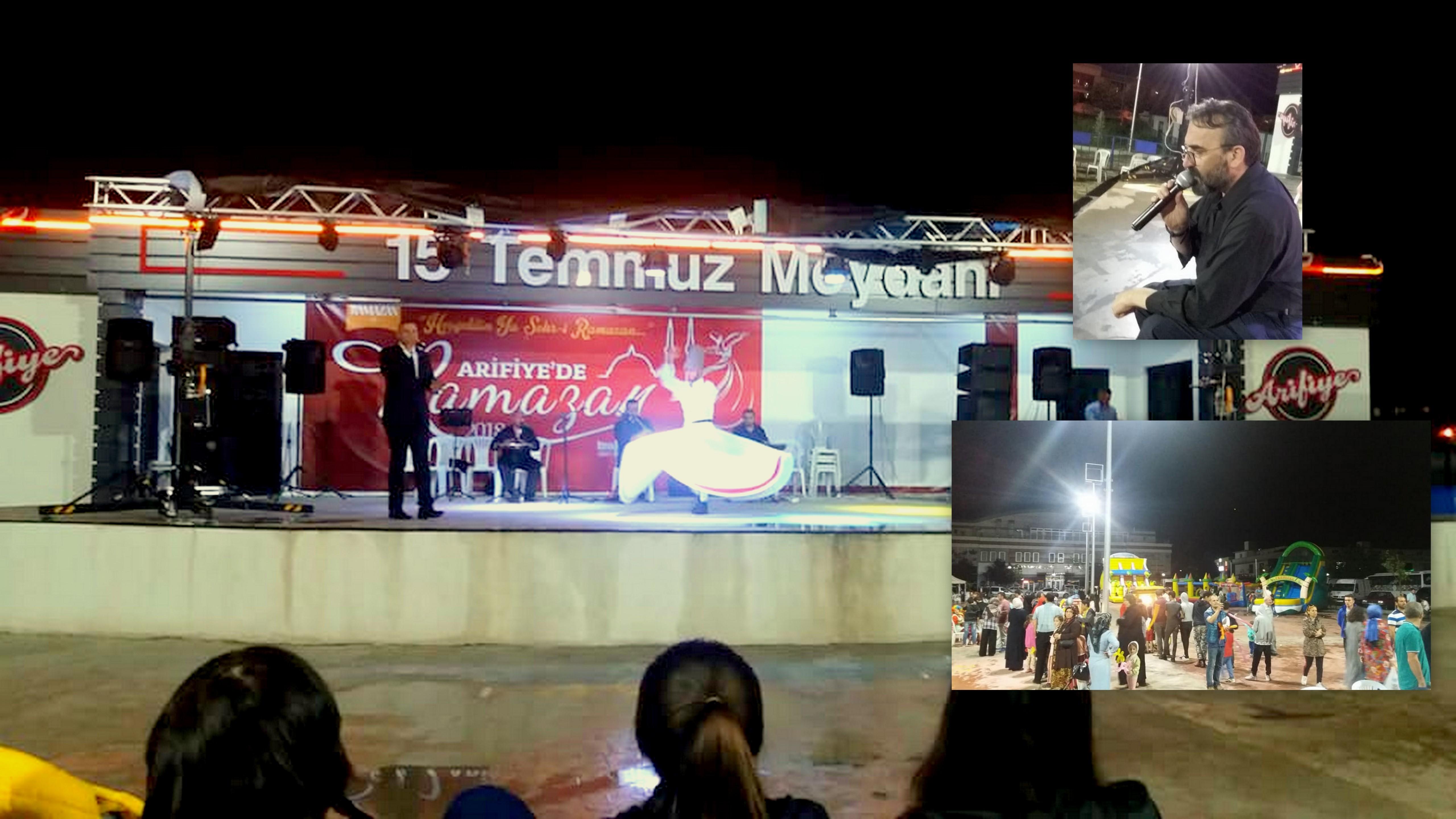 Arifiye Belediyesi Geleneksel Ramazan Etkinlikleri Başladı