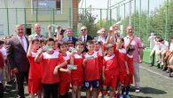 Arifiye'de İlkokulların Şampiyonu Bekir Sıtkı Durgun oldu…