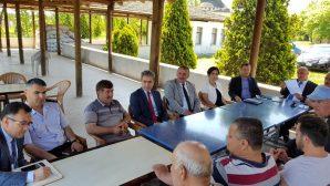 Arifiye ÇaybaşıFuadiye Mahallemizde Halk Toplantısı Yapıldı.