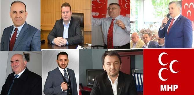 MHP Sakarya Milletvekili Adayları belli oldu