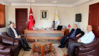 Mustafa İsen, Başkan Karakullukçu'yu Ziyaret Etti…