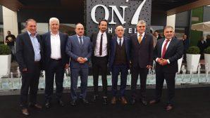 On7 Hotel Şanlı namlı bol yıldızlı açıldı