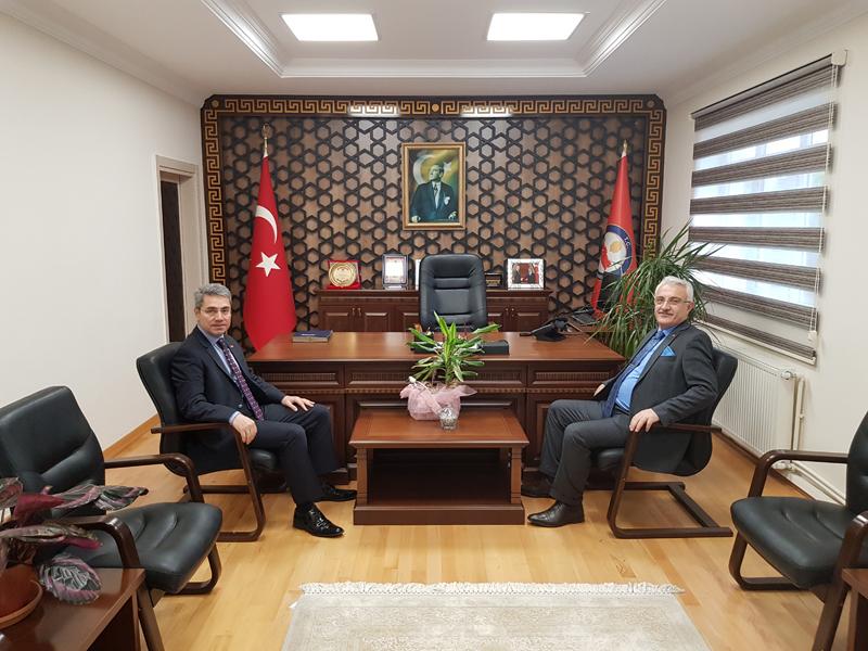 Sakarya Cumhuriyet Başsavcısı Dursun'dan ziyaret