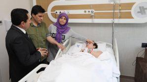 Kök Hücre Nakli Bekleyen Sevde Melike Dural'a Destek