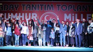 MHP Sakarya iftarına binlerce kişi katıldı