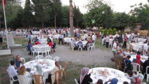 Ahmediye Mahallesi Geleneksel iftarı gerçekleşti