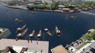 Sakarya Nehri'nde Gondollar yüzecek