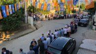 Kışlaçay'da 41 Yıllık Bayramlaşma Geleneği devam ediyor