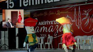 Arifiye Belediyesi Ramazan Etkinlikleri devam ediyor