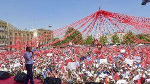CHP Cumhurbaşkanı Adayı İnce, Sakarya'da