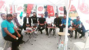 Arifiye'de Cumhur İttifakı Muhabbeti