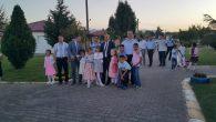 Arifiye Çocuk Evleri sitesinde iftar