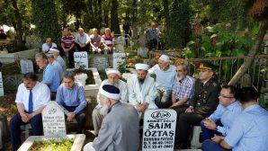 Arifiye Neviye Mezarlığında Şehidlerimiz Yad edildi