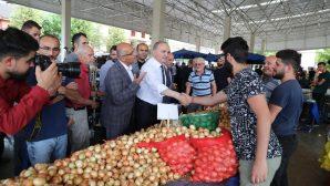 Bakan Özlü'den Sakarya'da ziyaretler