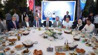 Bakan Faruk Özlü, Sakarya'da iftar açtı