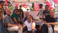 CHP Arifiye ilçeden stand çalışması