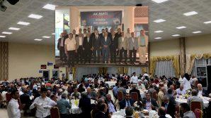 Ak Parti Arifiye İlçeden Vefa iftarı
