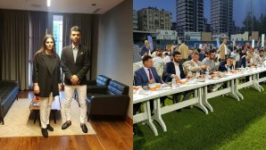 Kenan Sofuoğlu ADANA'da iftar açtı