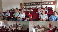 Haziran Ayı Muhtarlar Toplantısı Yapıldı