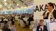 Memur-Sen Genel Başkanı Sakarya'da iftar açtı