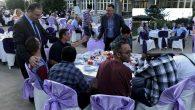 Arifiye Yetişkin Zihinsel Engelliler Bakım Ve Rehabilitasyon Merkezinin iftarı