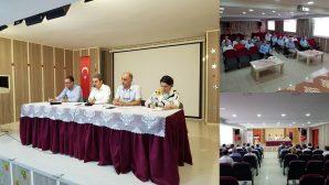 2017-2018 Eğitim Öğretim Yılı Yılsonu Değerlendirme Toplantısı Yapıldı