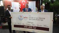 Amatör Spor Kulüplerine Destek Töreni İftar Programı İle Bütünleşti