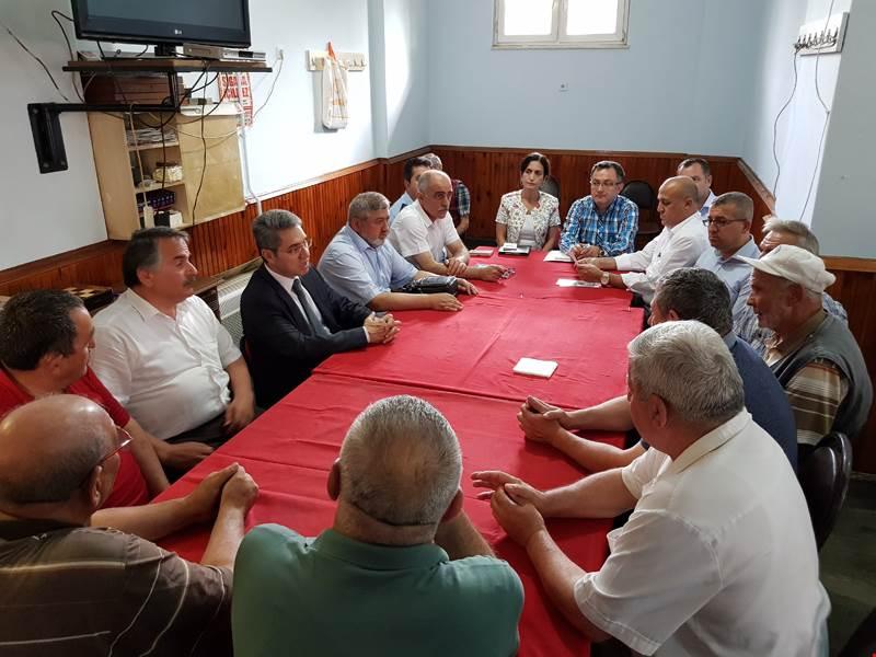 Halk Toplantısı Neviye Mahallemizde yapıldı