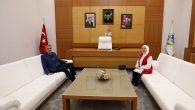 """Milletvekili Atabek,""""Şehrimiz için hizmetler üreteceğiz"""""""