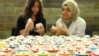 Gençler sanatın merkezinde buluşuyor