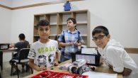 Robotik Atölyesi'yle beceriler gelişiyor