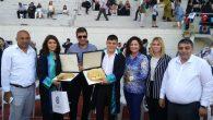 SATSO Turizm Komisyonu'ndan SAÜ Turizm birincilerine plaket