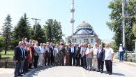 Abhazya Cumhuriyeti Devlet Başkanlığı Delegasyonundan Sakarya ziyareti