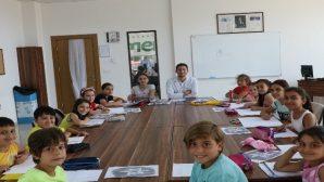 Arifiye SAMEK'te yaz kursu eğitimleri devam ediyor