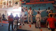 Arifiye'li Karatecilerden Dekai-do  Karate turnuvasında madalya