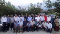 Arifiye Ak Parti toplantısı çiftlikte gerçekleşti