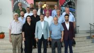 SGB Üyeleri 24 Temmuz Basın Bayramında bir araya geldi.