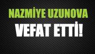 UZUNOVA AİLESİNİN ACI GÜNÜ!..