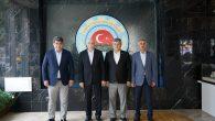 Milletvekili seçilen Ziraat Odası başkanlarından Bayraktar'a ziyaret