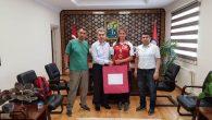 Kick Boks Türkiye Birincisi Sporcumuz Ödüllendirildi.