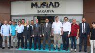 MÜSİAD Sakarya'da yeniden yapılandırma anlatıldı.
