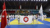 Uluslararası Judo Turnuvasında Kapanış Töreni Yapıldı