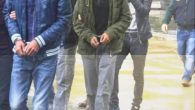 İlçemizde Duvara PKK lehine yazı yazan 3 şüpheli tutuklandı