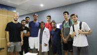 Büyükşehir Basket sağlık kontrolünden geçti