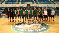 Büyükşehir Basket parkeye indi