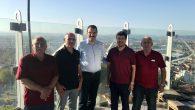 Milletvekili Yavuz,Sakarya'da son zamanlarda harika işler oluyor.