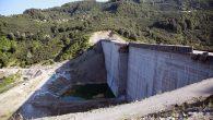 Ballıkaya Barajı'nda gövde tamamlanıyor